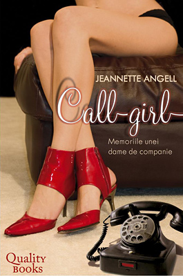 Call-girl, Jeannette Angell