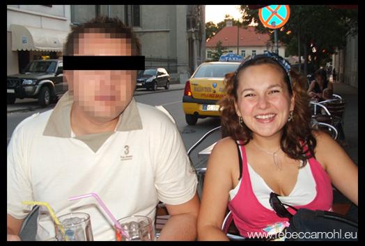 Rebecca si Mihai